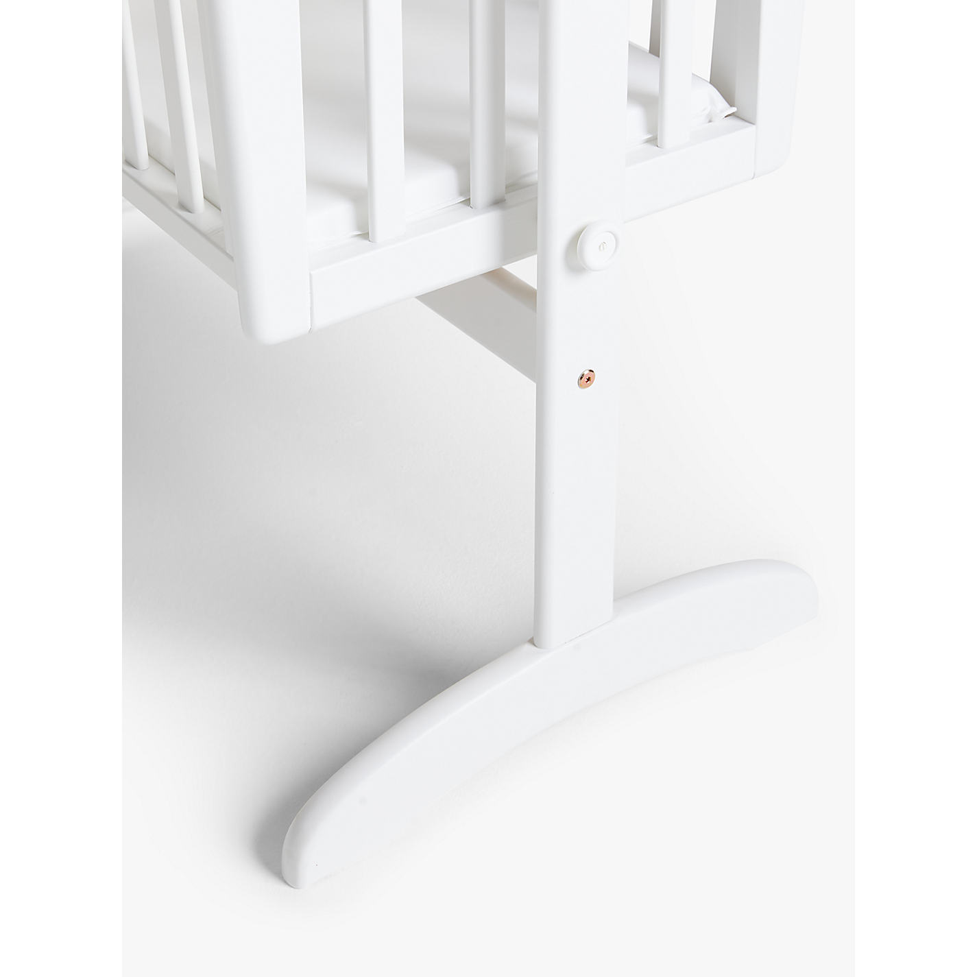 Baby crib for sale singapore -  Buy John Lewis Anna Swinging Crib White Online At Johnlewis Com