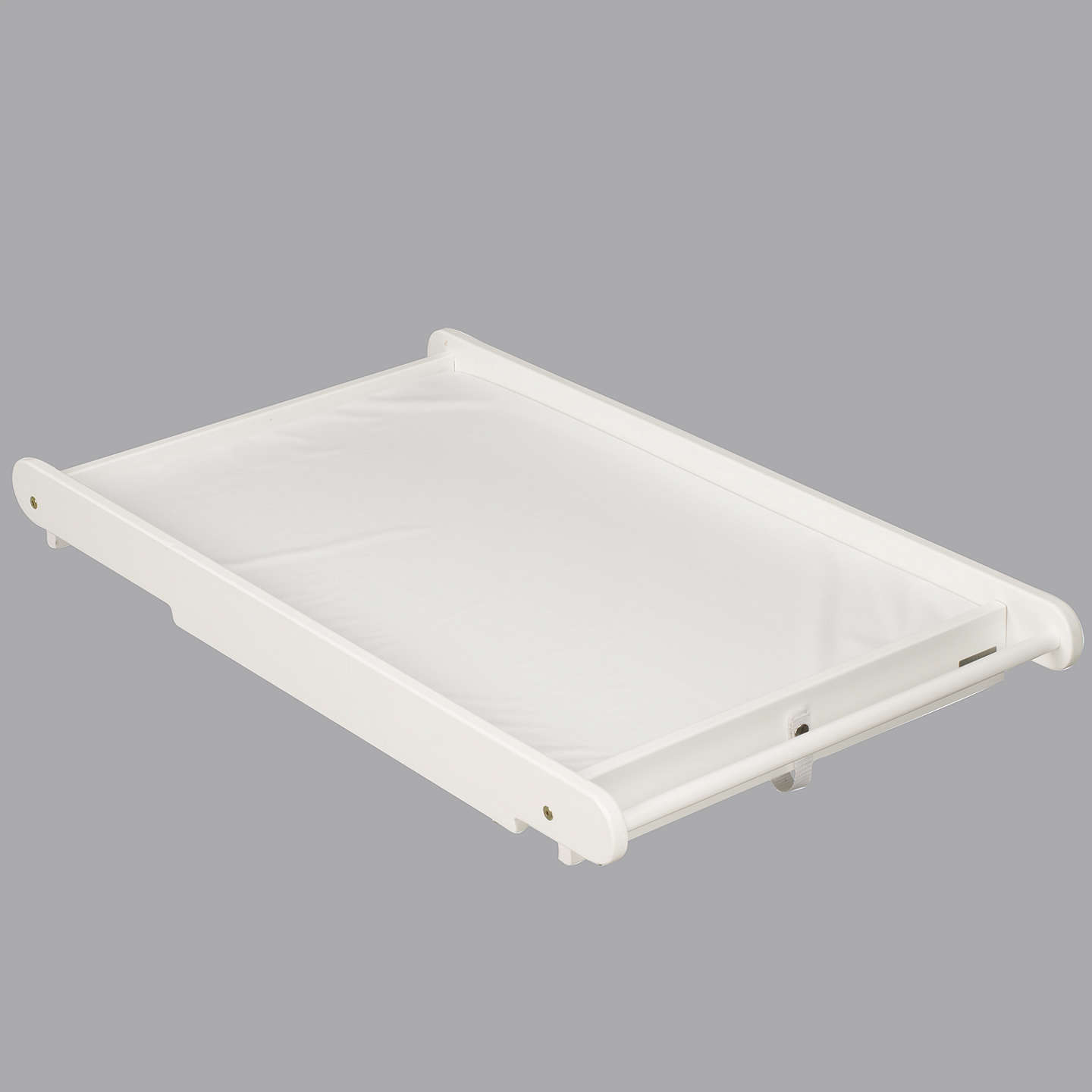 BuyJohn Lewis Cot Top Changer and Changing Mat, White Online at johnlewis.com