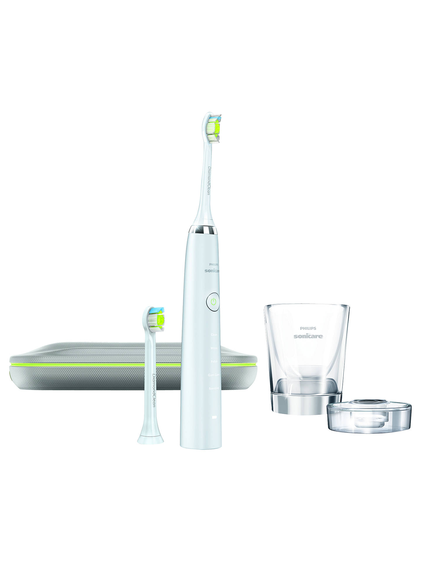 Philips Sonicare HX9332/04 DiamondClean Electric Toothbrush