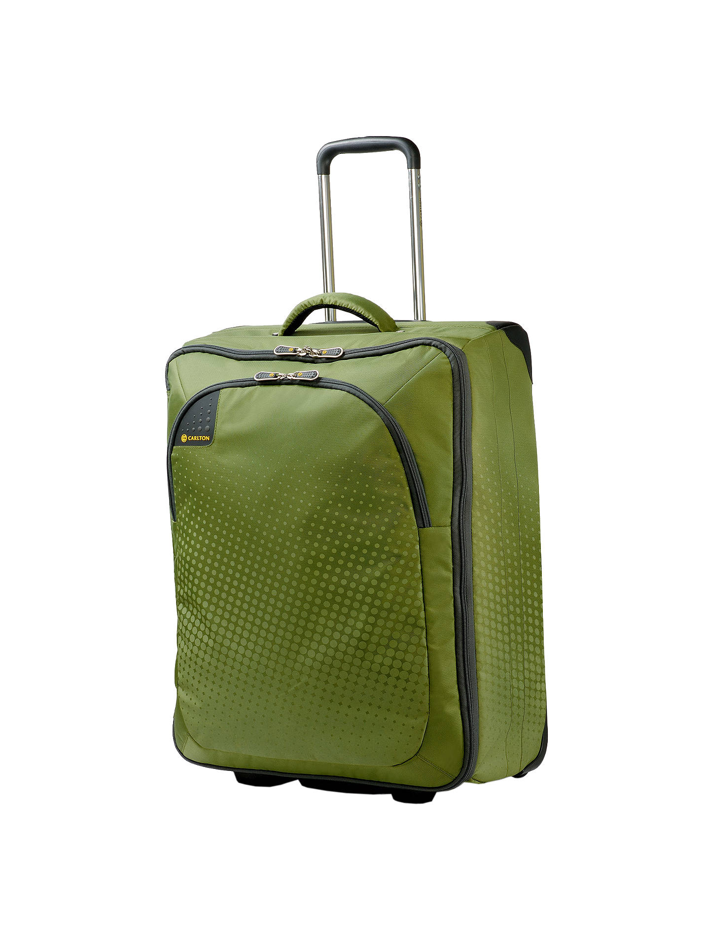 b4e88776aa Carlton Tribe 2-Wheel Small Suitcase at John Lewis   Partners