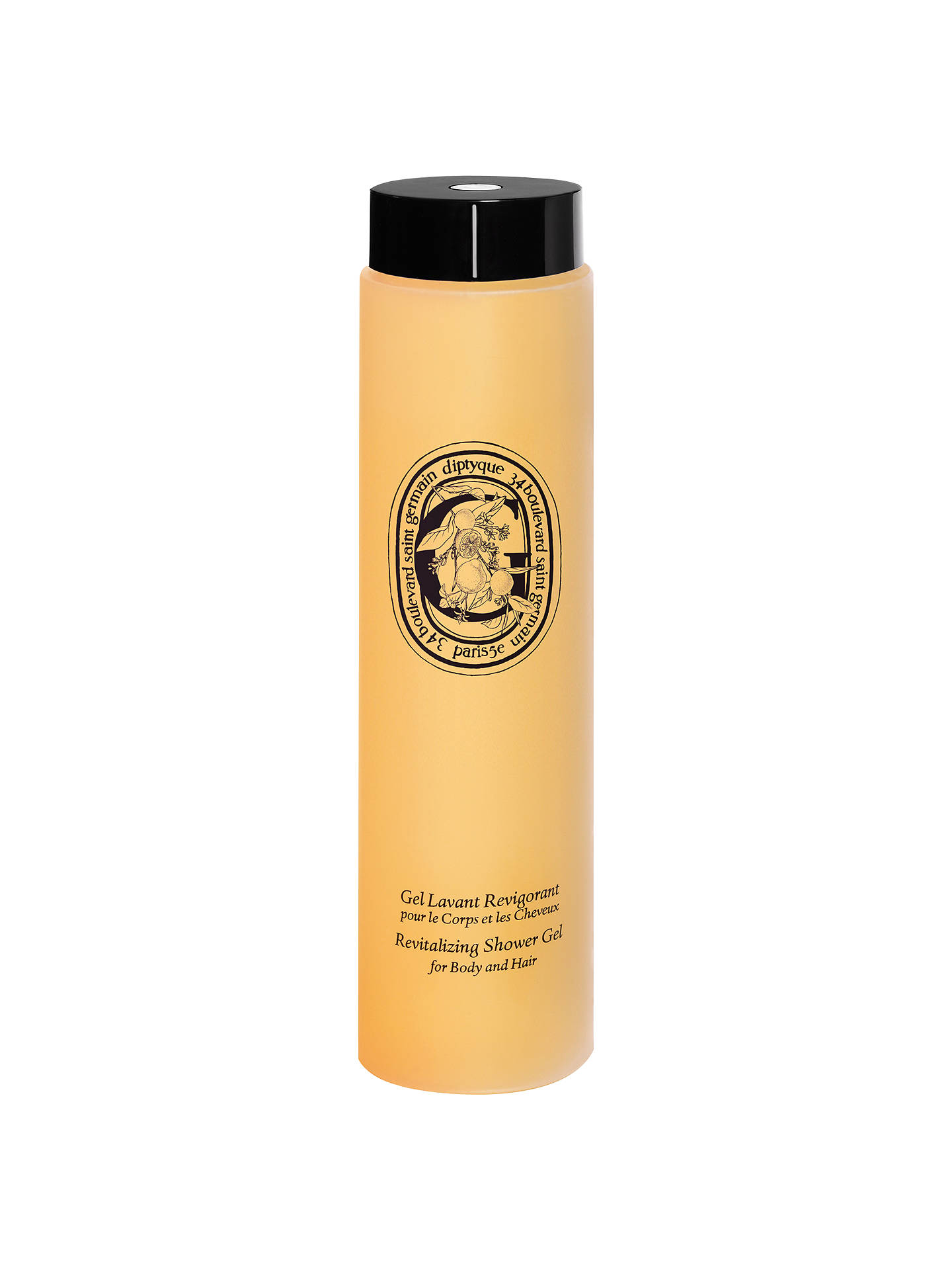 BuyDiptyque Revitalising Shower Gel for Body and Hair, 200ml Online at johnlewis.com
