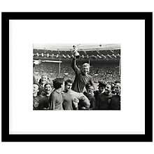 Buy Getty Images Gallery World Cup Victory Framed Print, 50 x 57cm Online at johnlewis.com