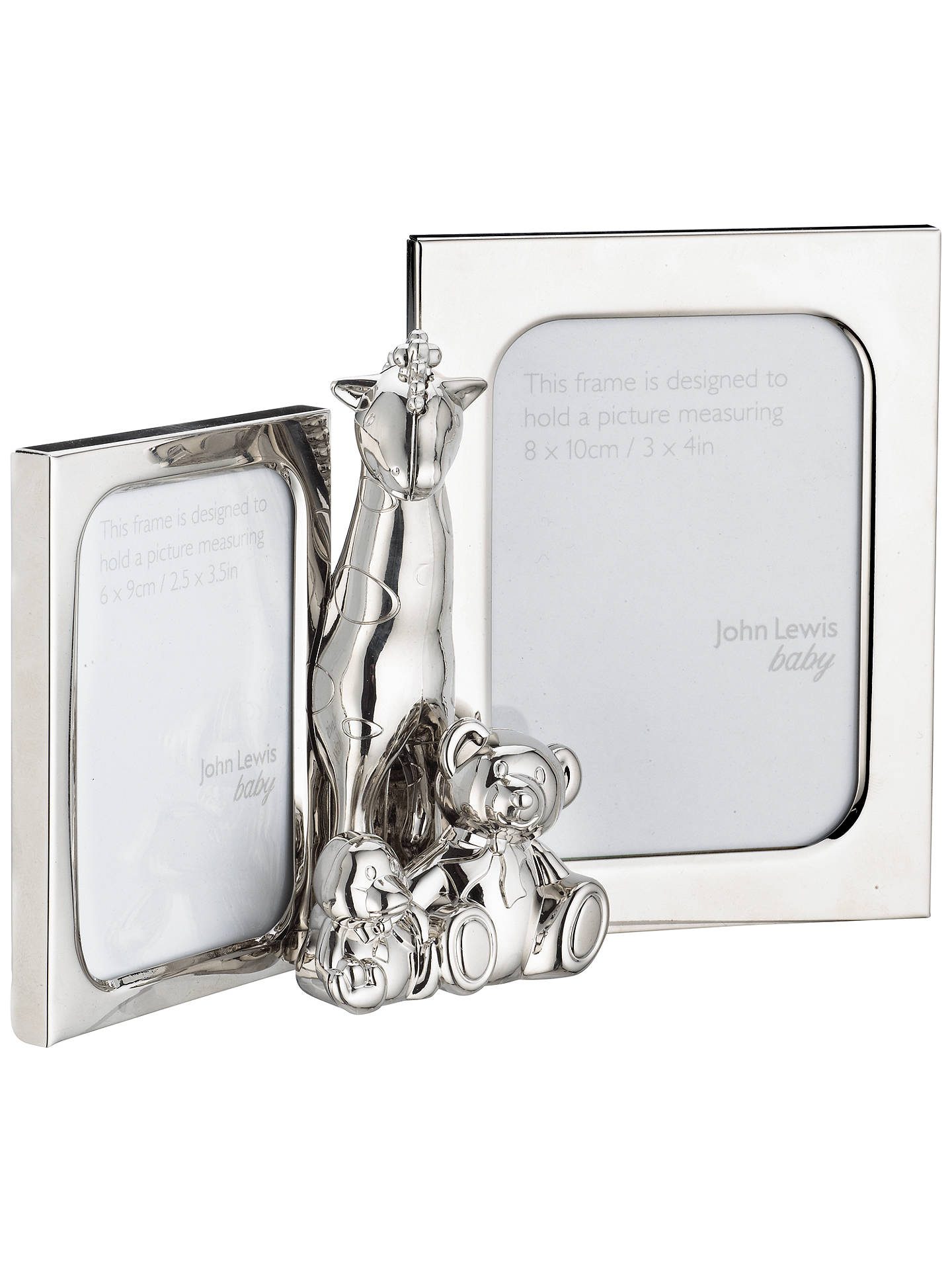 BuyJohn Lewis & Partners Giraffe Photo Frame Online at johnlewis.com