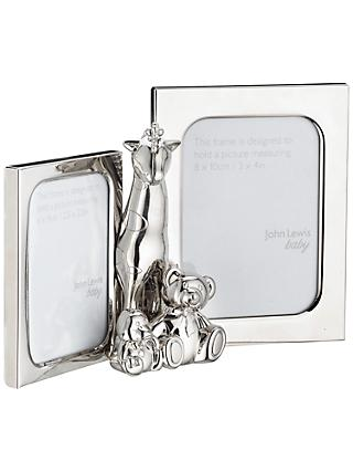 John Lewis & Partners Giraffe Photo Frame