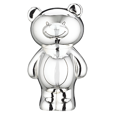 Product photo of John lewis teddy bear money box