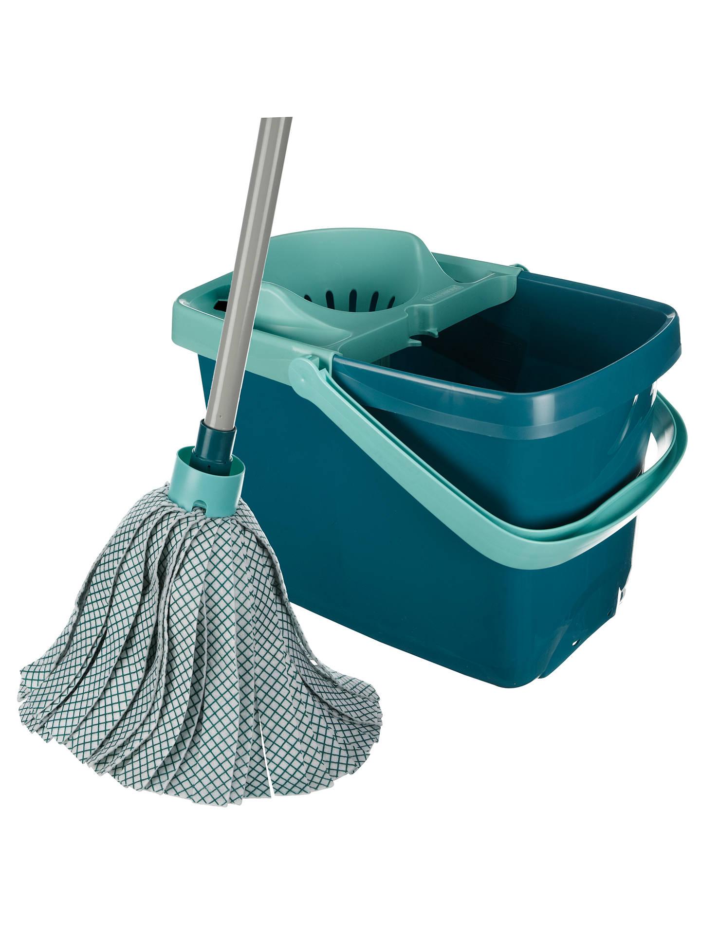 730d289cf9c9 Buy Leifheit Classic Mop and Bucket Set Online at johnlewis.com ...