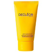Buy Decléor Double Radiance Scrub, 50ml Online at johnlewis.com