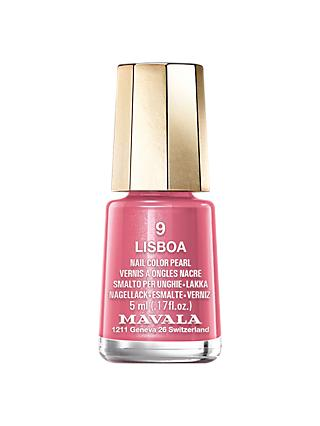 MAVALA Mini Colour Nail Polish - Pearl