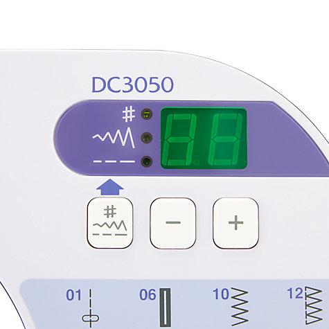 Buy Janome DC3050 Sewing Machine | John Lewis