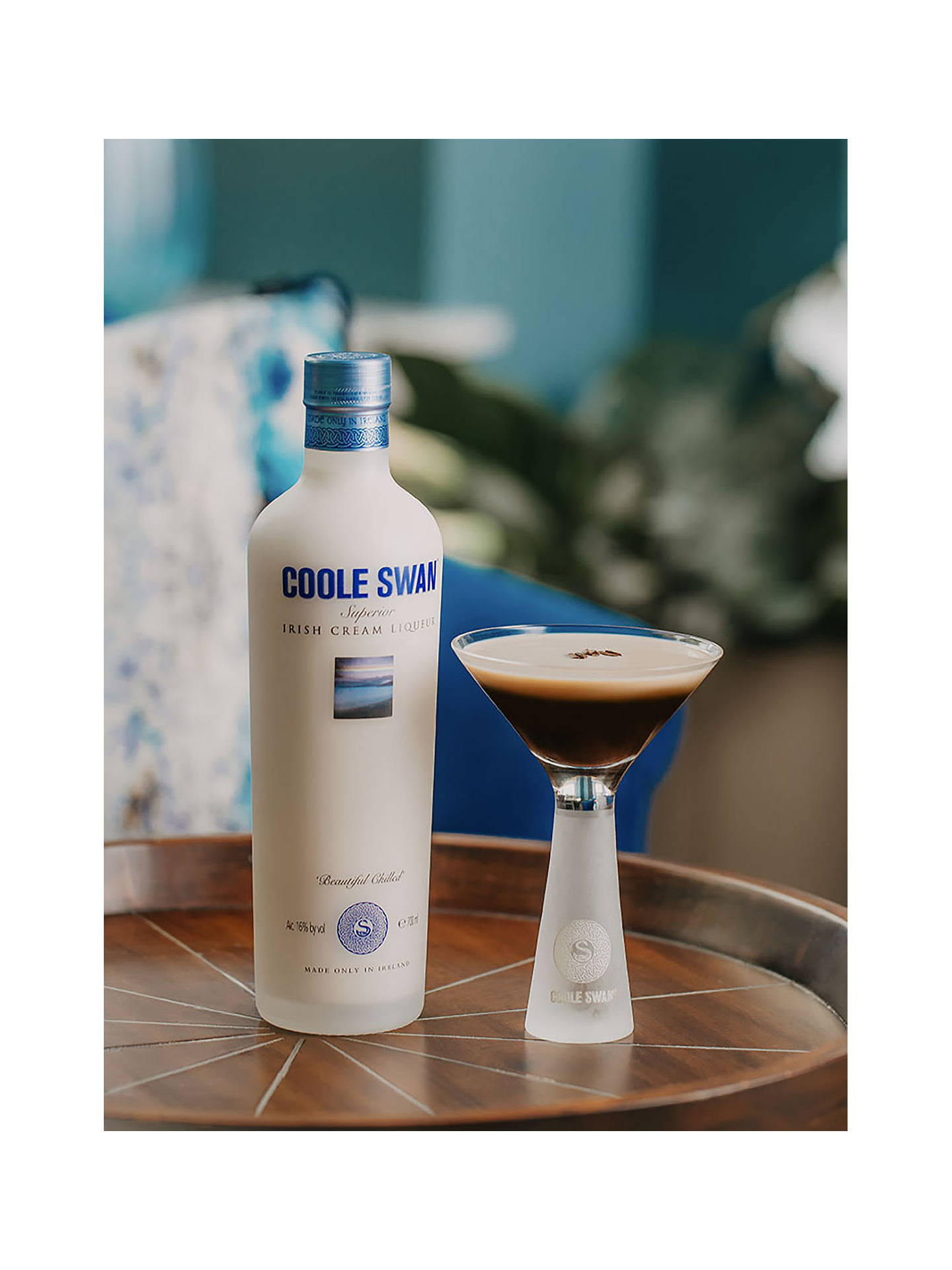 Buy Coole Swan Superior Irish Cream Liqueur, 70cl Online at johnlewis.com