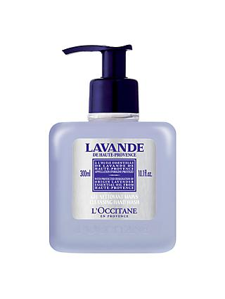 L'Occitane Lavande Hand Wash, 300ml