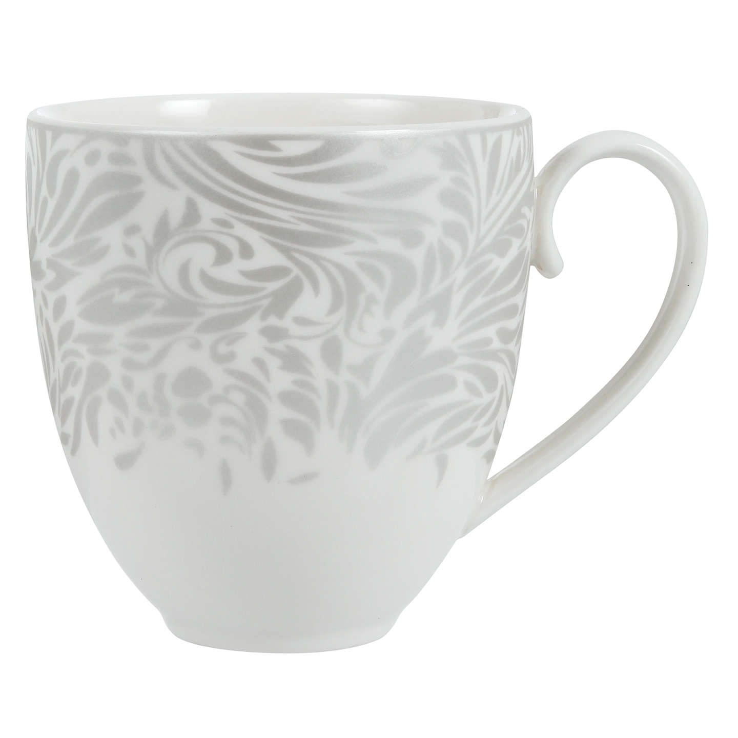 BuyDenby Monsoon Lucille Mug Silver Online at johnlewis.com ...  sc 1 st  John Lewis & Denby Monsoon Lucille Mug Silver at John Lewis