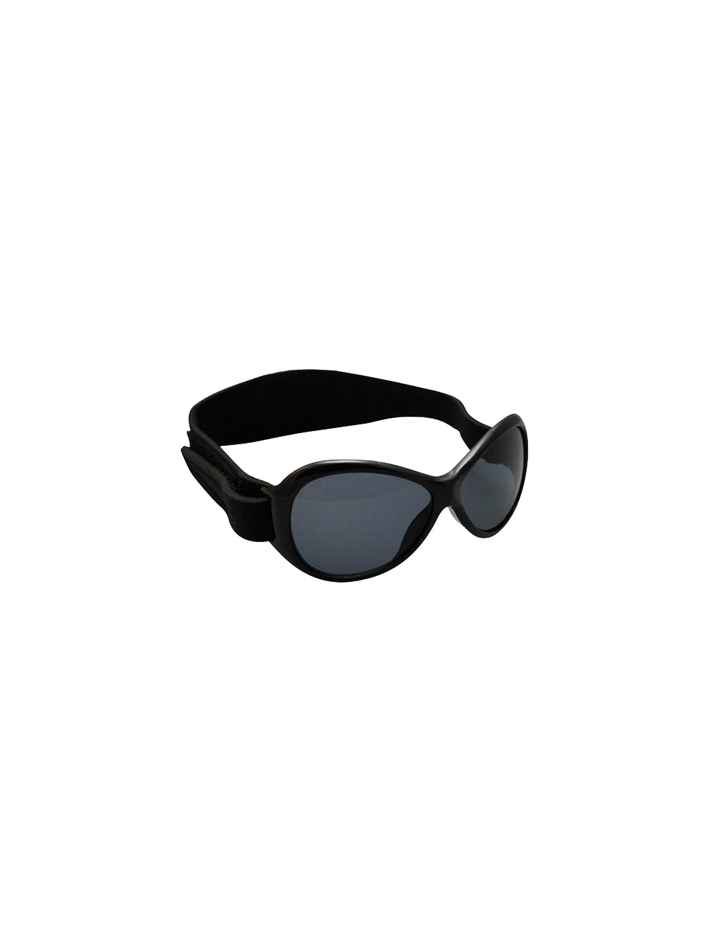 Buy Baby Banz Baby Retro Sunglasses, Black Online at johnlewis.com