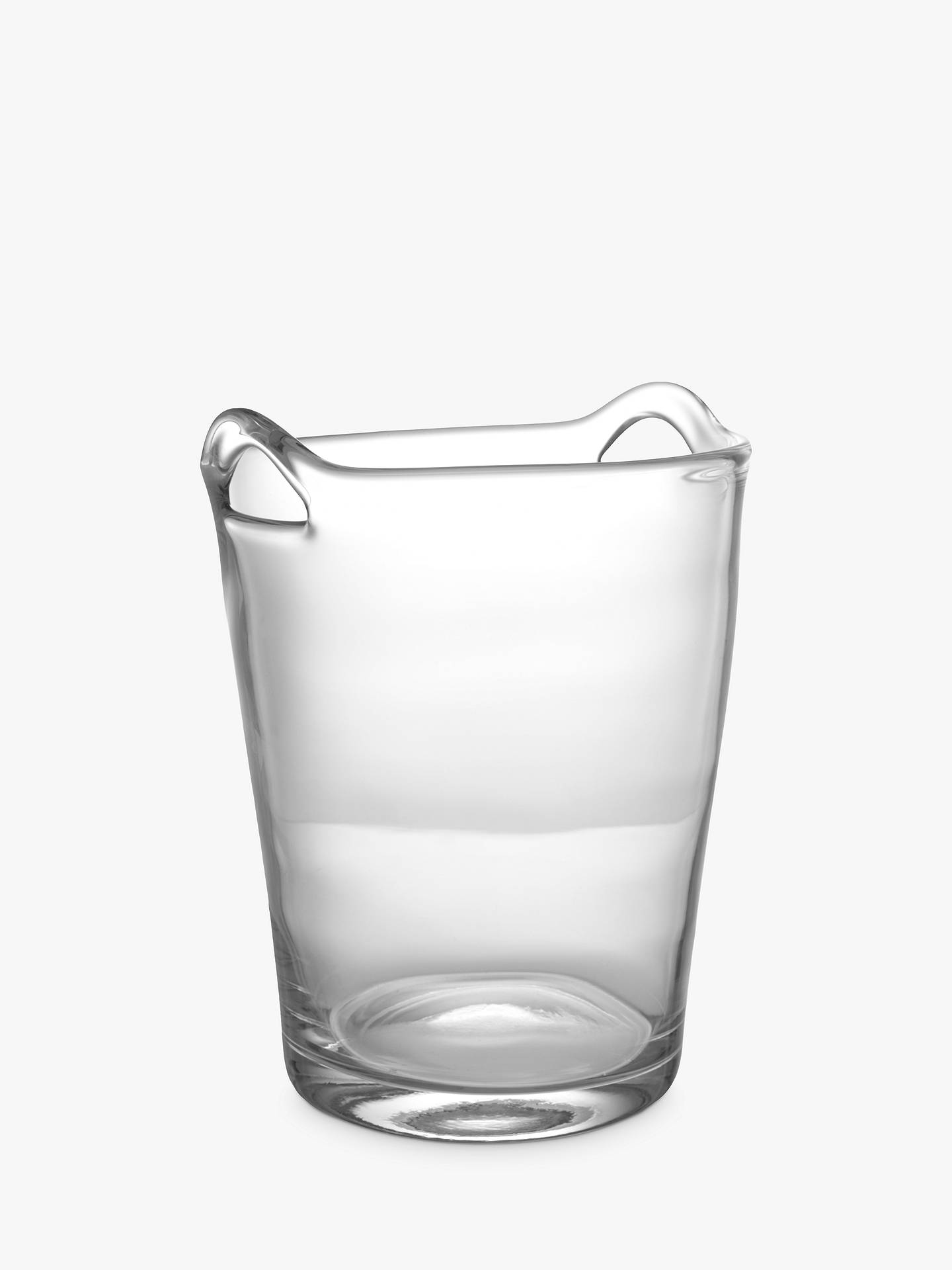 Buy LSA International Bar Collection Champagne Bucket, Clear Online at johnlewis.com