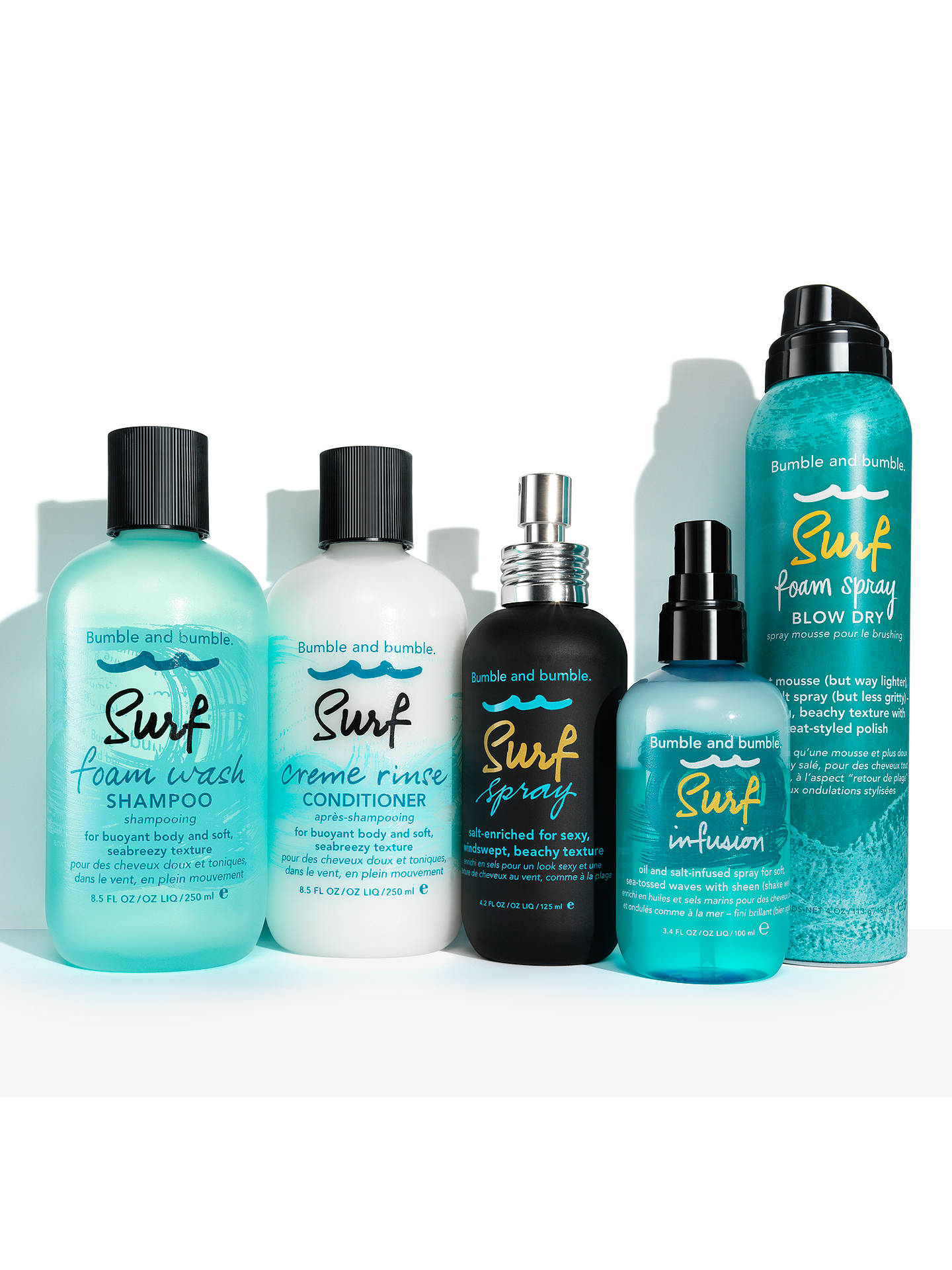 Buy Bumble and bumble Surf Spray, 125ml Online at johnlewis.com