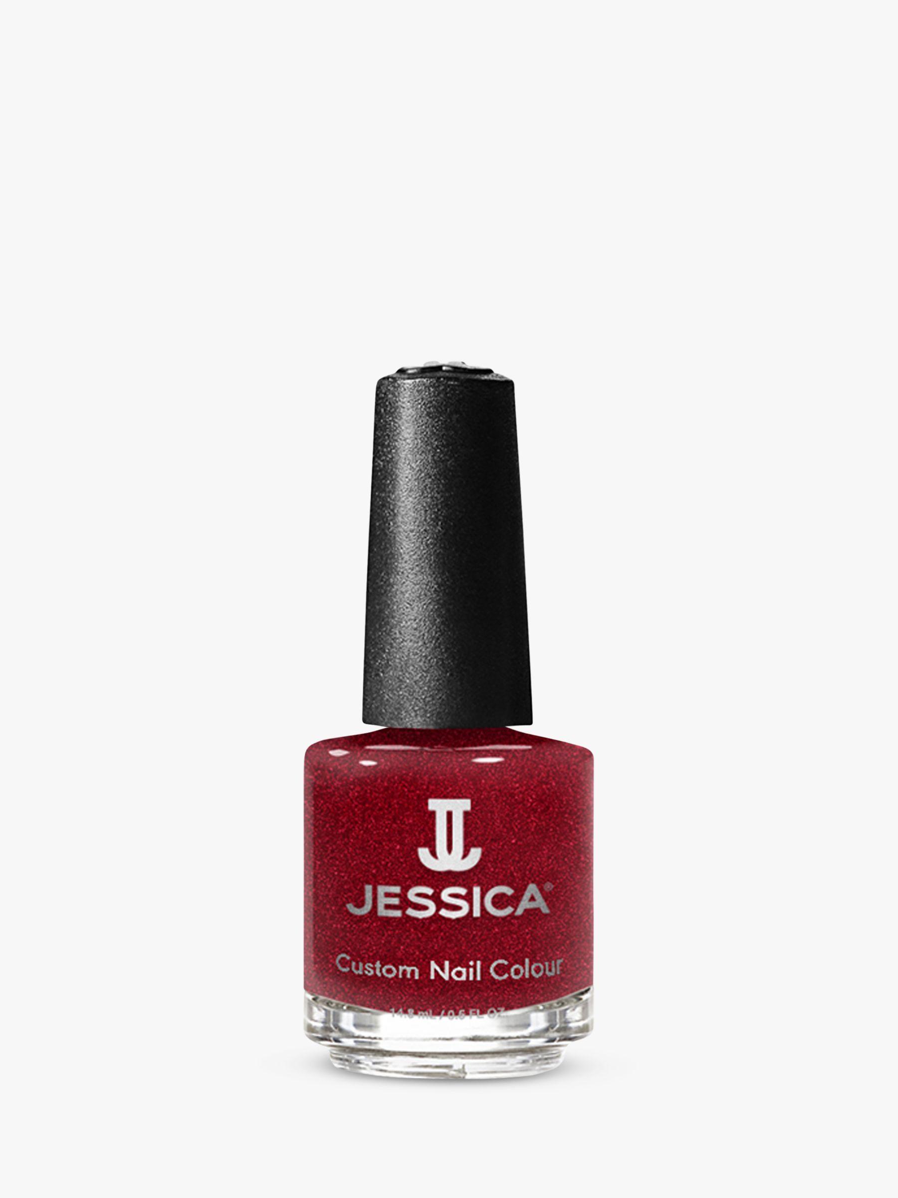 Jessica Jessica Custom Nail Colour - Reds