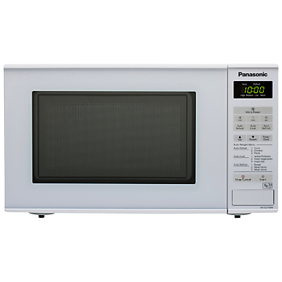 Panasonic NN-E271WMBPAQ Microwave Oven, White