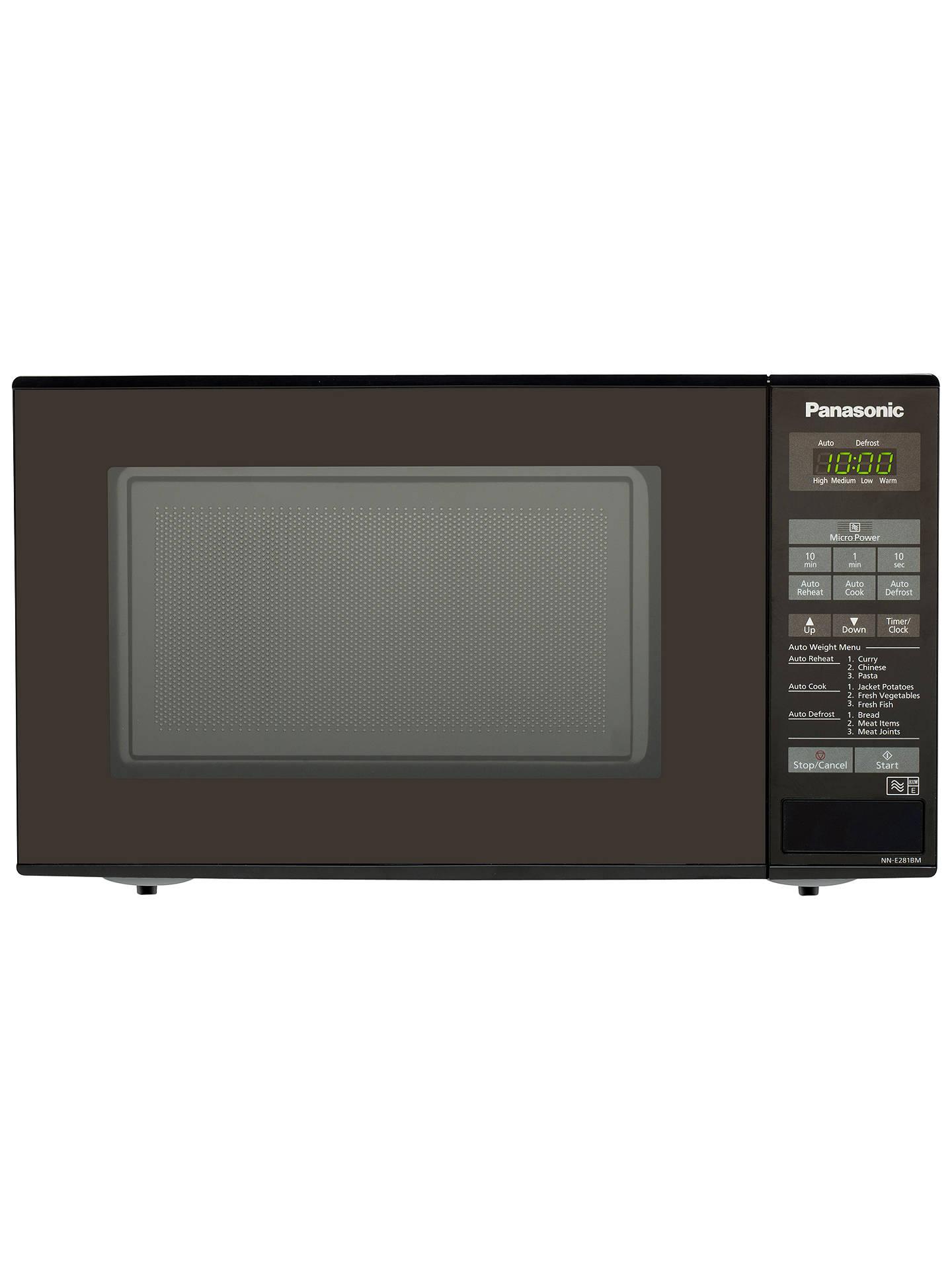 Panasonic Microwave Black Bestmicrowave