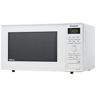 Image of Panasonic NN-SD251W Microwave Oven, White