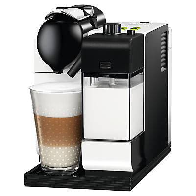 Nespresso EN520 Lattissima + Coffee Machine by De