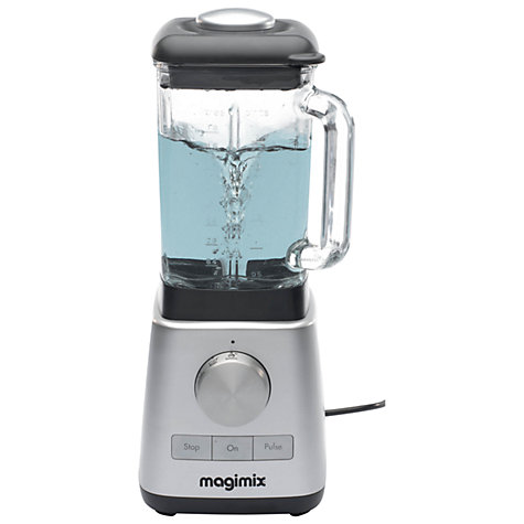 Buy Magimix 11615 Blender with Mill, Satin Online at johnlewis.com