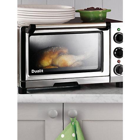 Buy Dualit 89200 Mini Oven Chrome John Lewis