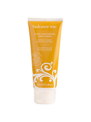 Buy Balance Me Super Moisturising Hand Cream, 100ml Online at johnlewis.com