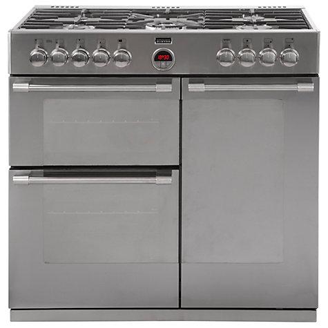 buy stoves sterling 900dft dual fuel range cooker. Black Bedroom Furniture Sets. Home Design Ideas