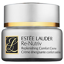 Buy Estée Lauder Re-Nutriv Replenishing Comfort Crème, 50ml Online at johnlewis.com