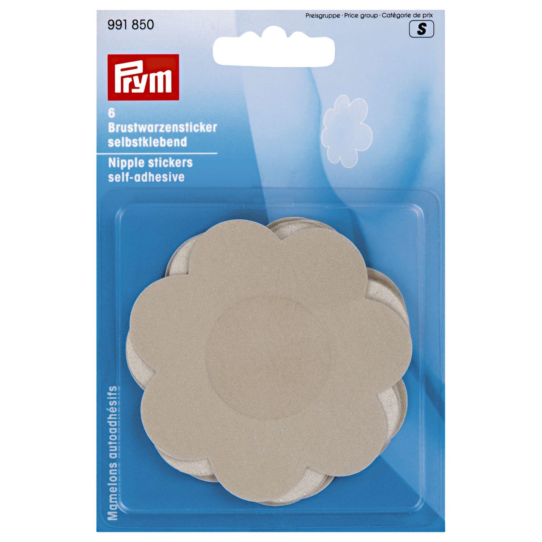Prym Prym Nipple Stickers, 6 Pieces