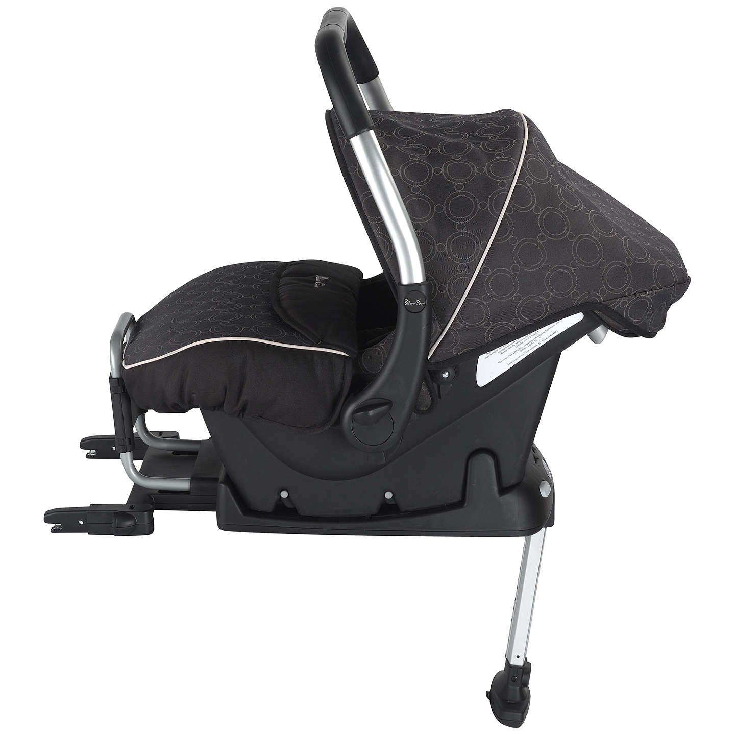 silver cross ventura isofix group 0 car seat base at john lewis. Black Bedroom Furniture Sets. Home Design Ideas