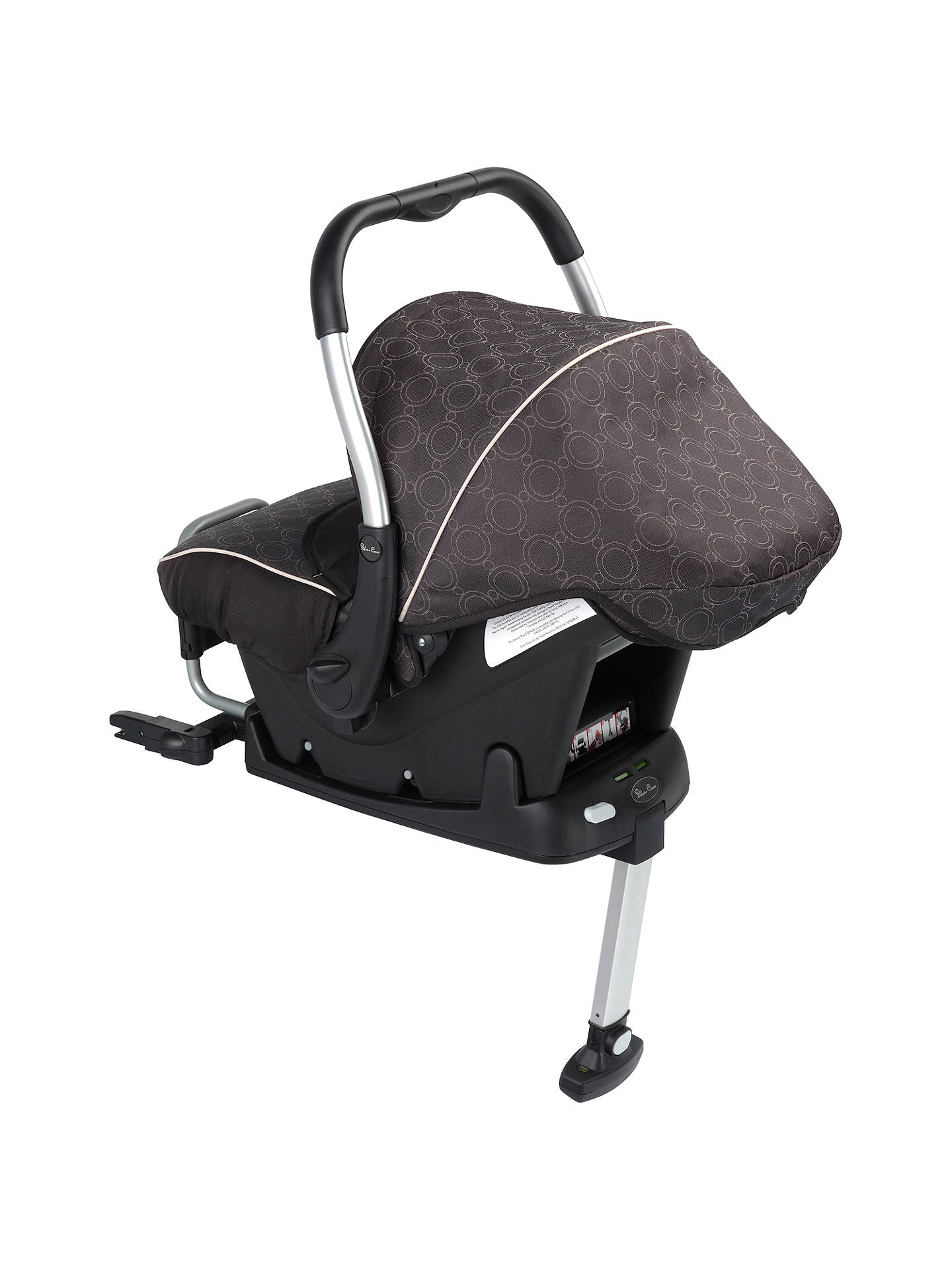 Buy Silver Cross Ventura Isofix Group 0+ Car Seat Base Online at johnlewis.com