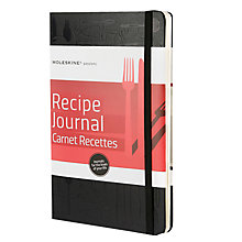 Buy Moleskine Recipe Journal Online at johnlewis.com
