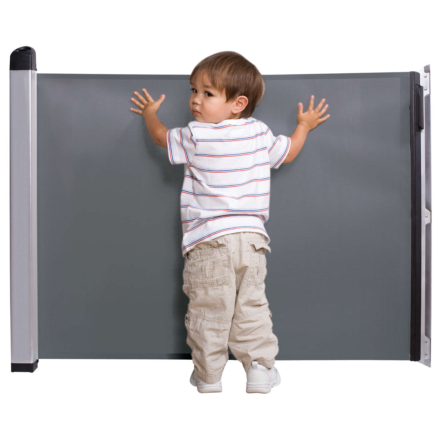 Lascal Kiddyguard Avant Safety Baby Gate at John Lewis
