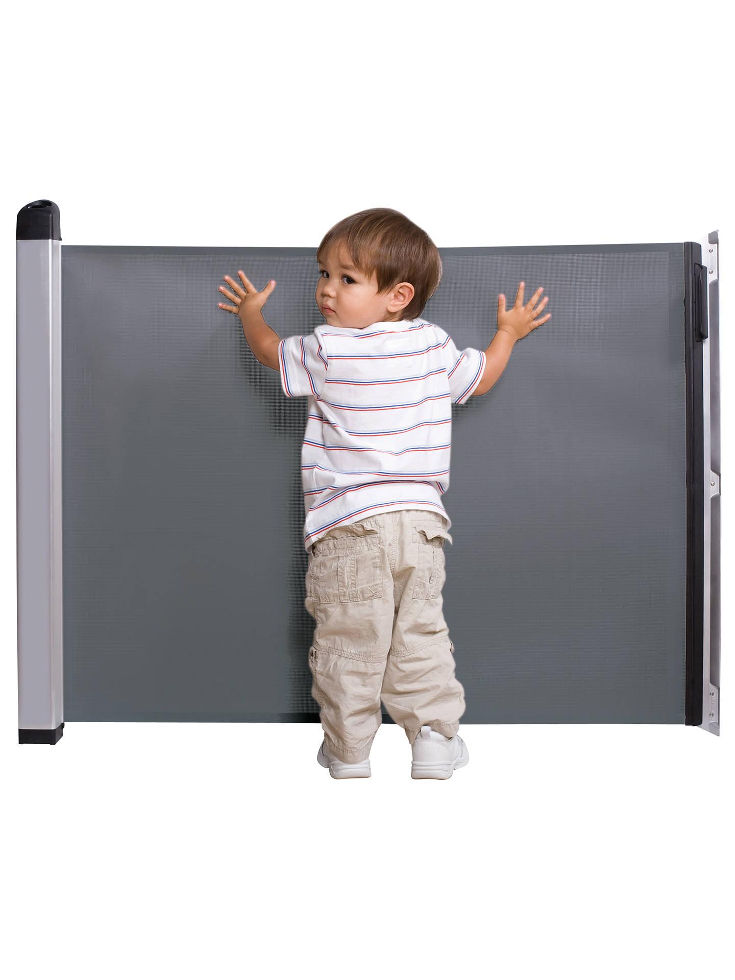 Lascal Kiddyguard Avant Safety Baby Gate at John Lewis & Partners