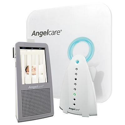 Product photo of Angelcare video with movement and sound monitor ac1100