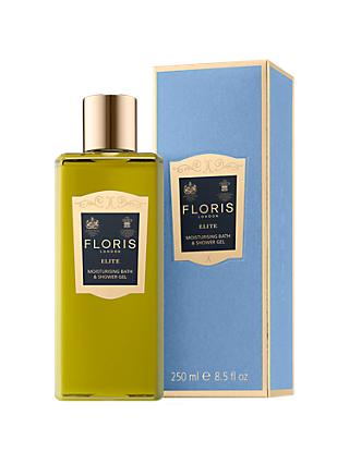 Floris Elite Bath and Shower Gel, 250ml