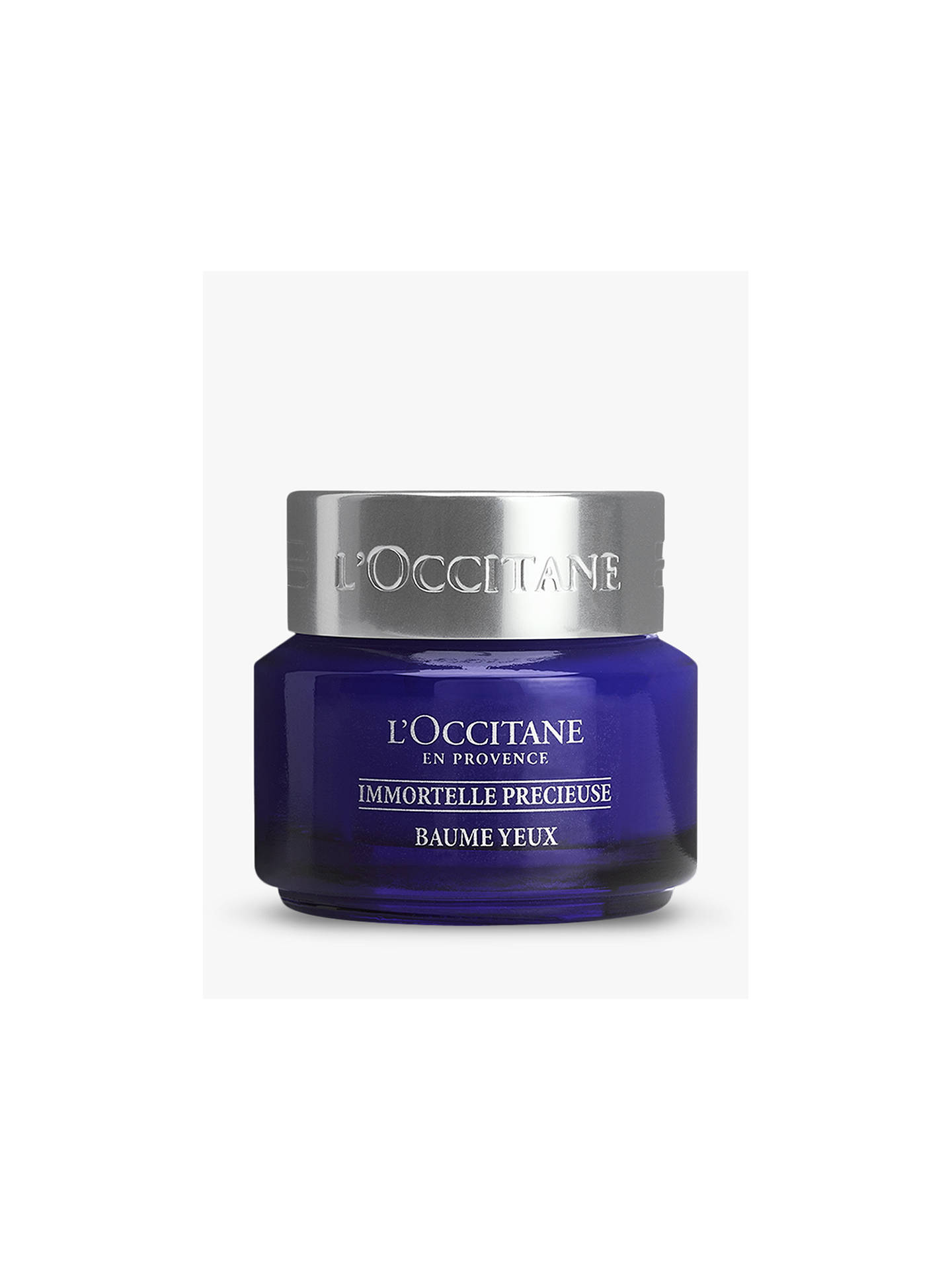 Buy L'Occitane Precious Eye Balm, 15ml Online at johnlewis.com
