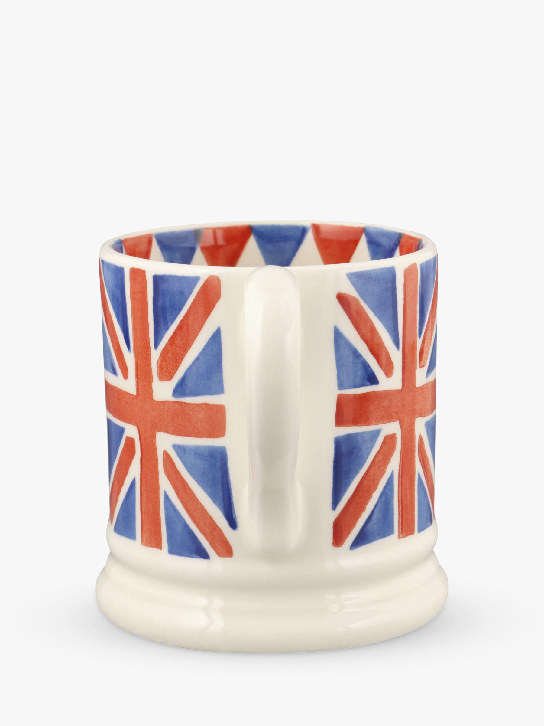 Emma Bridgewater Emma Bridgewater Union Jack Mug, Multi, 280ml