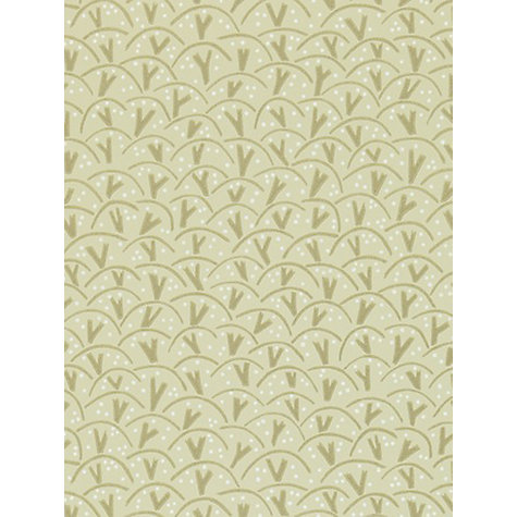 Buy Sanderson Cherry Hills Wallpaper, Ochre, 211095 Online at johnlewis.com