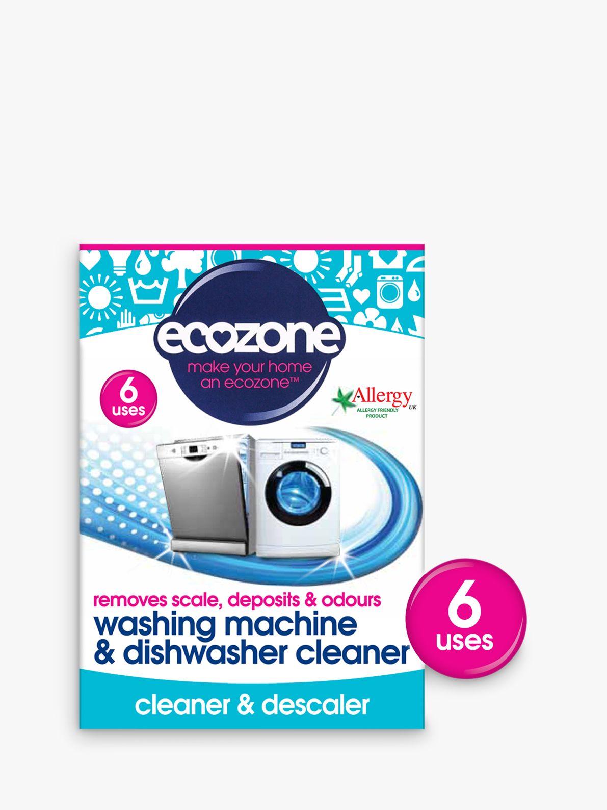 Ecozone Ecozone Washing Machine and Dishwasher Cleaner