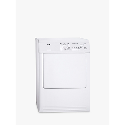 AEG T65170AV Vented Tumble Dryer 7kg Load C Energy Rating White