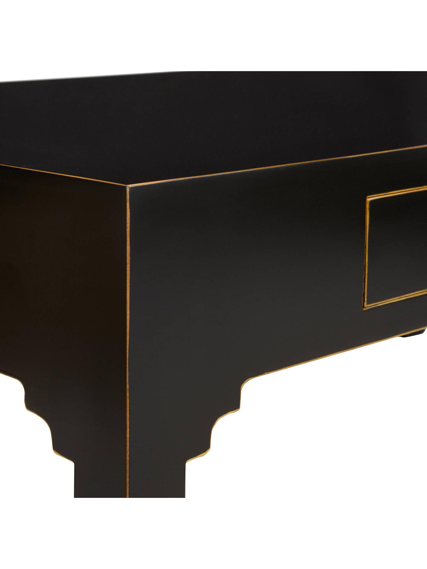 John Lewis Chinese Collection Suri Cofee Table Black At