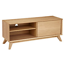 "Buy House by John Lewis Stride TV Stand for TVs up to 47"" Online at johnlewis.com"