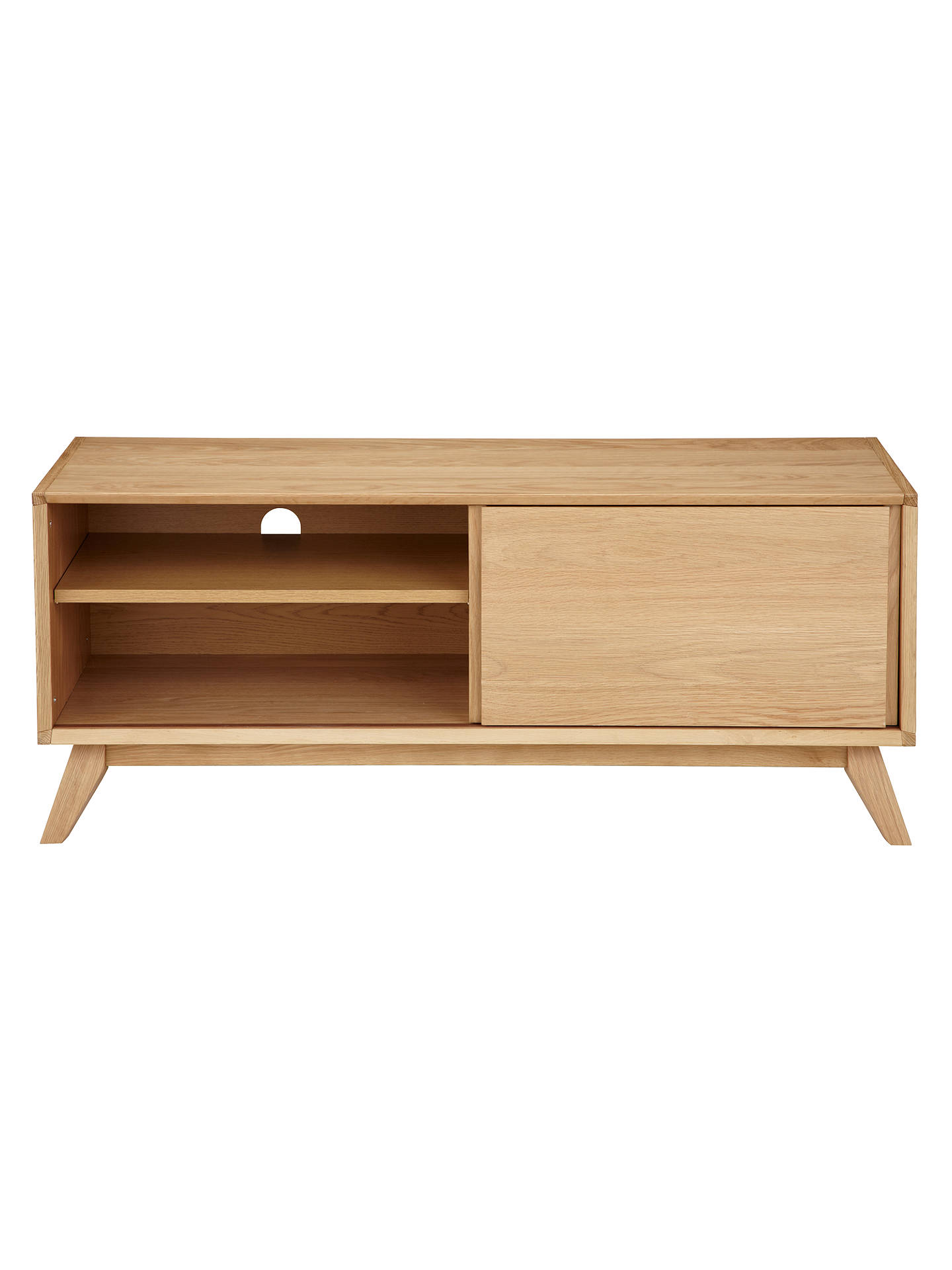 69db5a2f21cf House by John Lewis Stride TV Stand for TVs up to 47