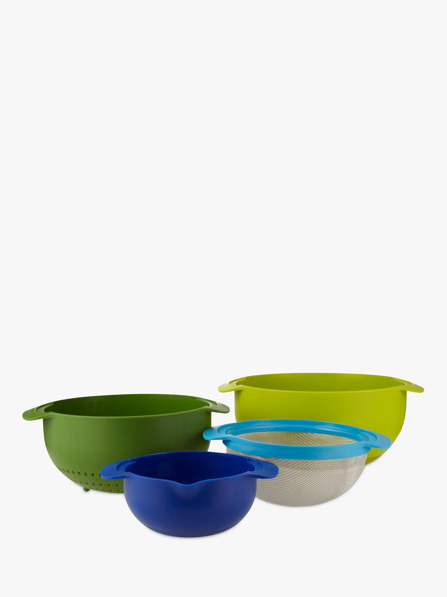 Buy Joseph Joseph Nest Plus 9 Mixing Bowls and Measuring Cups Set, Multi Online at johnlewis.com