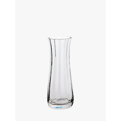 Dartington Crystal Florabundance Bluebell Posy Vase