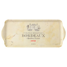 Buy Pimpernel Vin De France Melamine Sandwich Tray, Multi Online at johnlewis.com