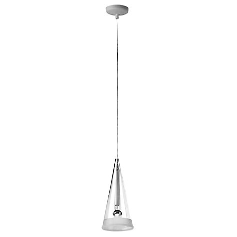 Buy Flos Fucsia 1 Drop Ceiling Light Online at johnlewis.com
