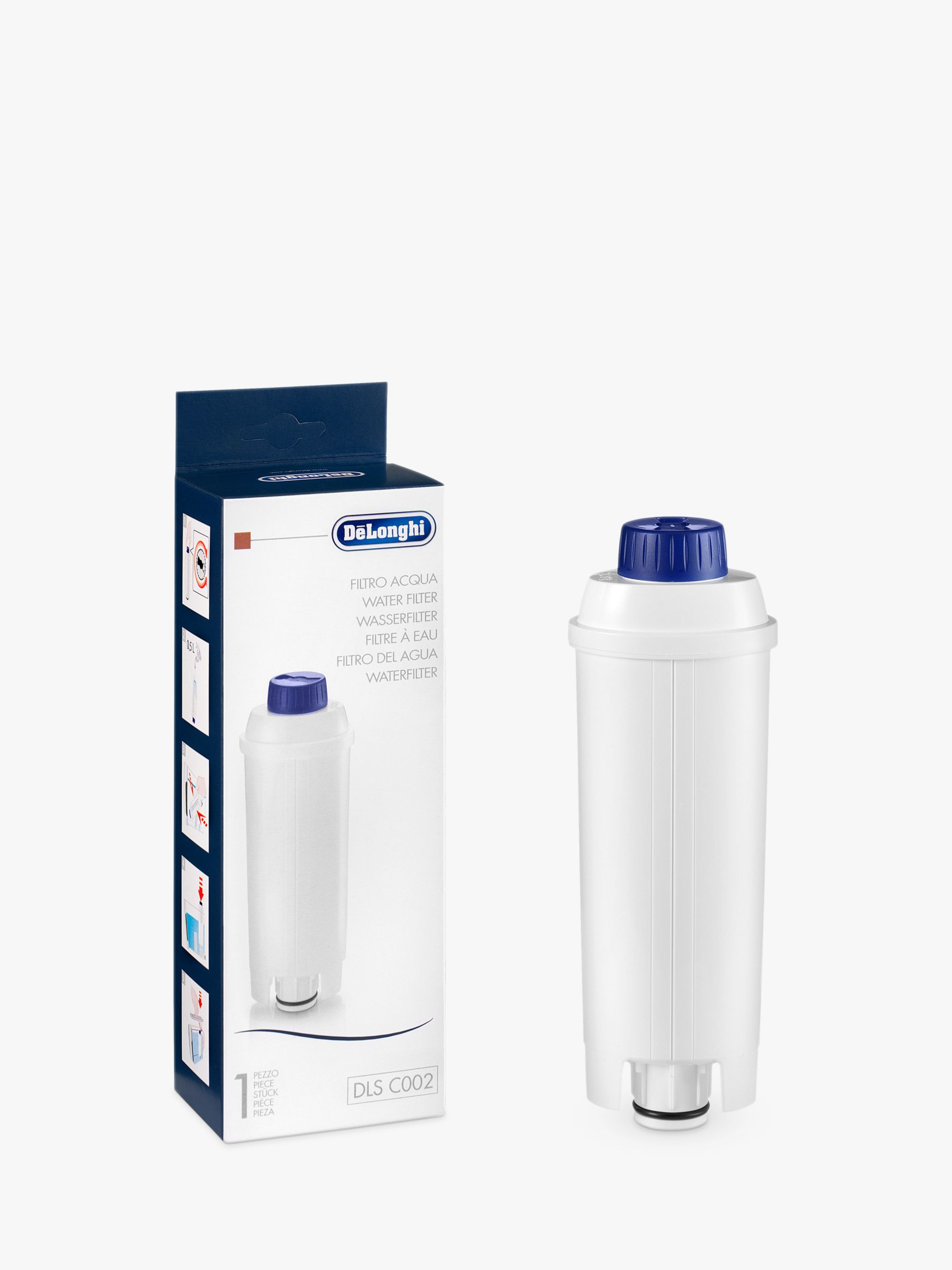 Delonghi De'Longhi DLSC002 Water Filter for Coffee Machines